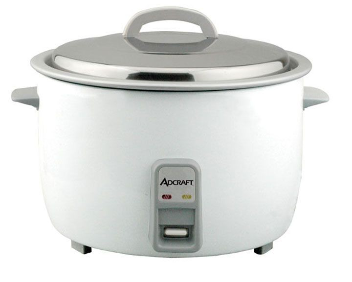 Adcraft RC-E50 Economy 50 Cup Rice Cooker