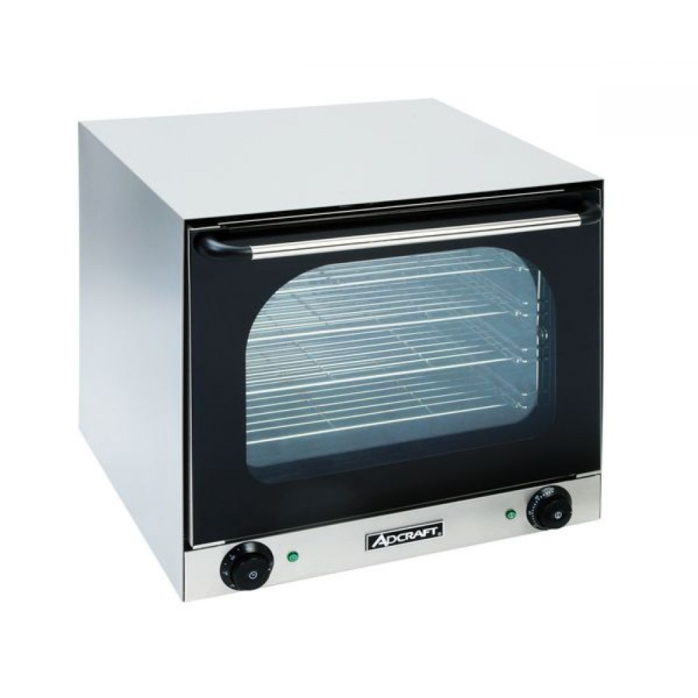 Adcraft COH-2670W Half Size Convection Oven, 208/240V