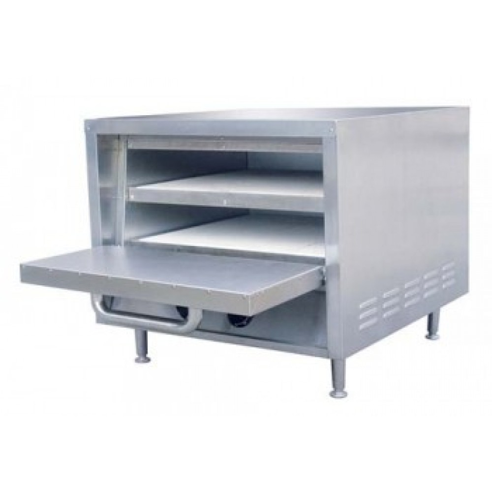 """Adcraft PO-22 20"""" Countertop Stackable Pizza Oven"""