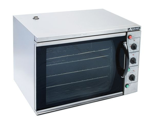 Adcraft Professional Half Size Convection Oven