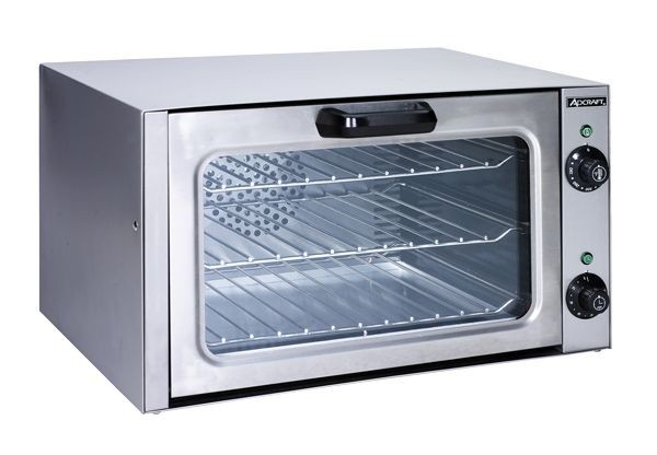 Adcraft COQ-1750W 1/4 Size Convection Oven