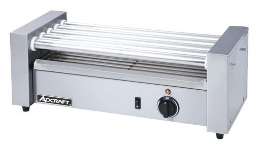 Adcraft RG-05 12 Dog Hot Dog Roller Grill
