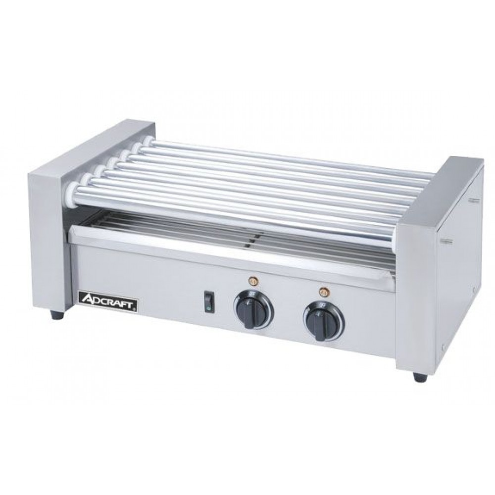 Adcraft RG-07 18 Hot Dog Roller Grill