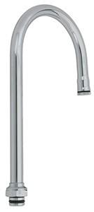 """Royal Industries ROY 6 GR Add-a-Faucet Rigid Gooseneck Spout 6"""""""