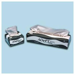 Adept Tissue Wipers,1P60/280'S,4.8 X 7.9