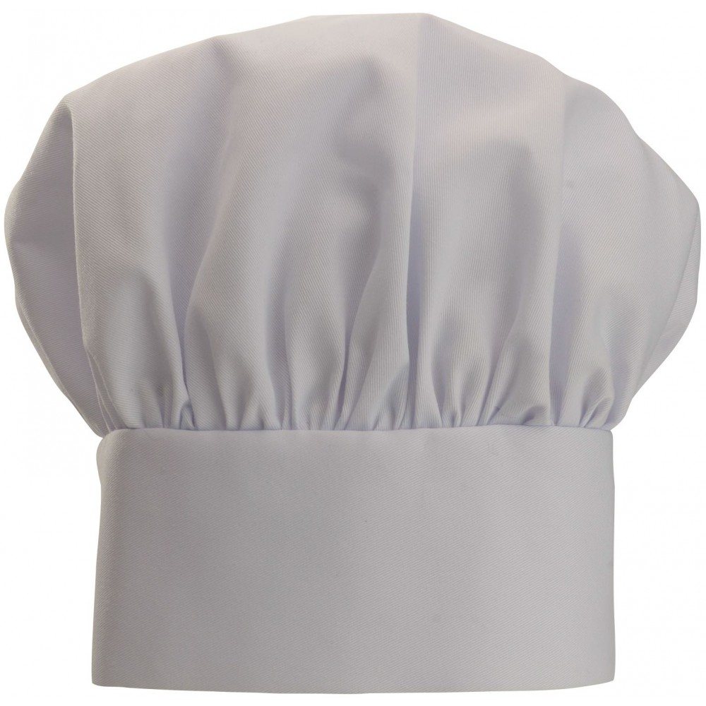 "Winco CH-13WH Adjustable Chef Hat, 13""H"