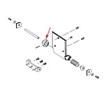 Franklin Machine Products  201-1005 Adjuster, Spring Tension