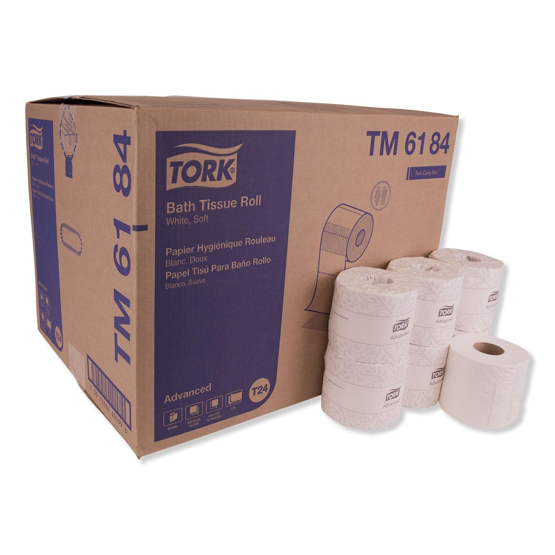 Advanced Bath Tissue, 2-Ply, 80 Rolls/Carton