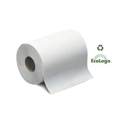 Advanced Hand Roll Towel, One-Ply, White, 7 9/10 x 350'