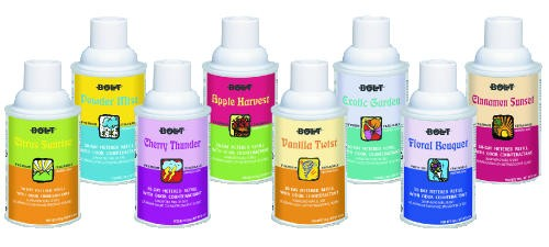 Air Fresh with Odor Eliminating Refill, Vanilla Twist