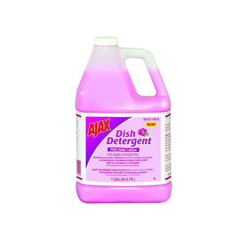 Ajax Dishwashing Soap, Gallon Bottles