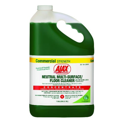 Ajax Expert Neutral Concentrated Floor Cleaner, 1 Gallon