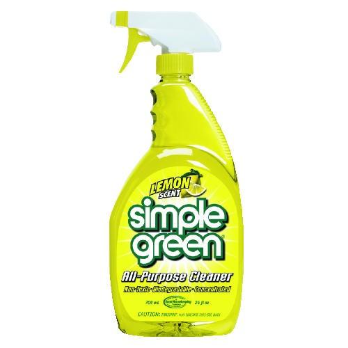 All-Purpose Cleaner, Lemon Scent, 24 Oz