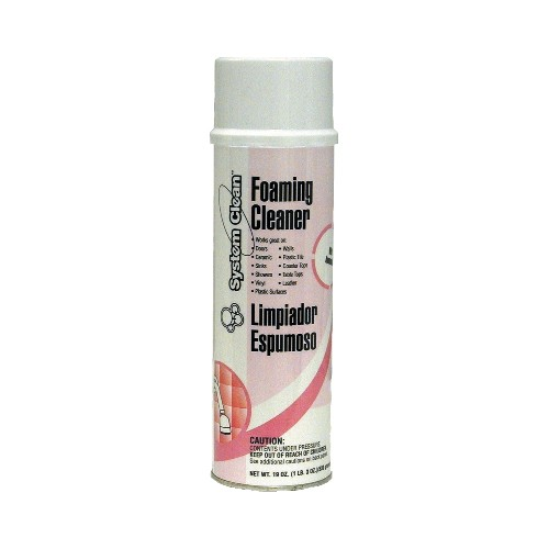 All-Purpose Foaming Cleanser with Ammonia, Aerosol, 19 Oz