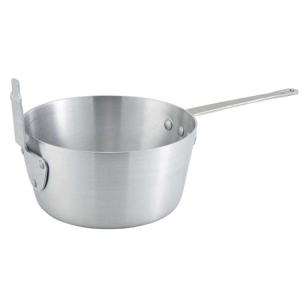 Aluminum 10-Qt Sauce Pan/Fryer/Pasta Cooker