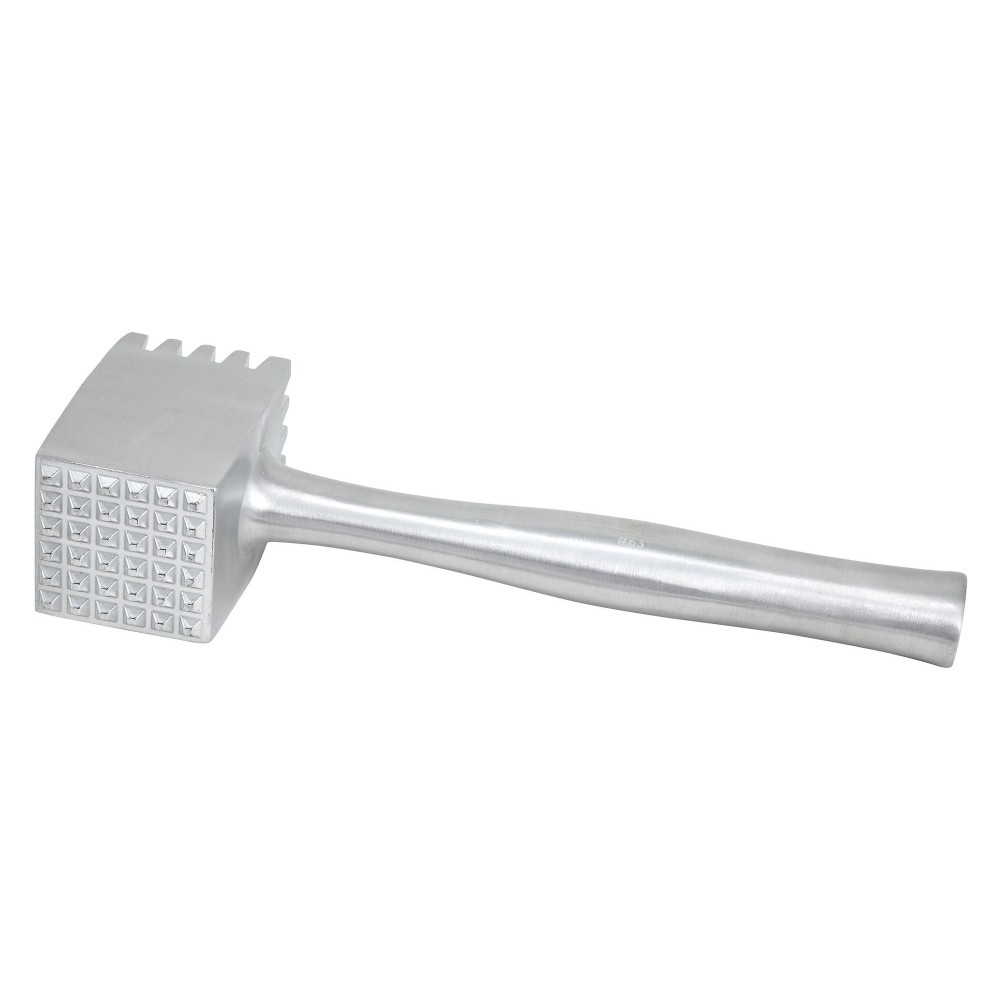 Aluminum 2-Sided Heavy Meat Tenderizer
