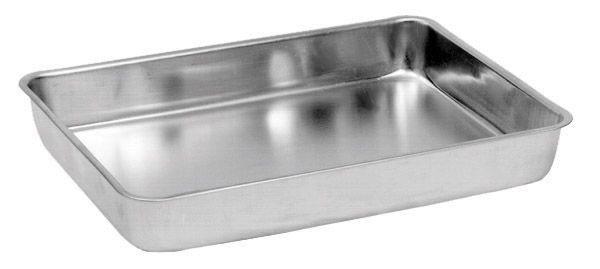 "Johnson-Rose 61001 Rectangular Aluminum Cake Pan 13"" x 9"""