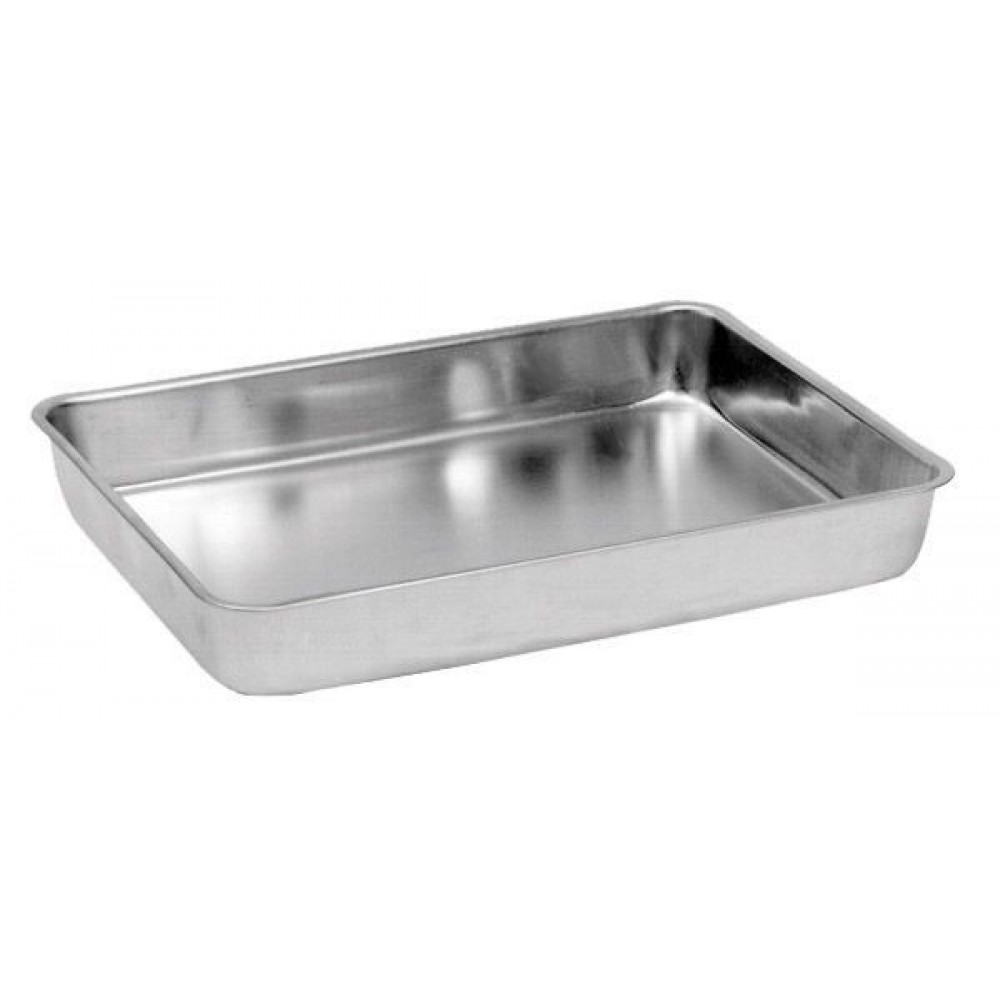 Aluminum 20-Gauge Rectangular Cake Pan - 13