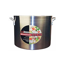 Aluminum 40-Qt Stock Pot
