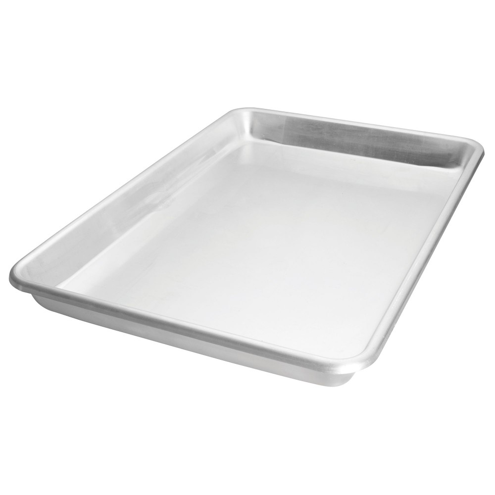 Aluminum Bake/Roast Pan (12 gauge) Without Handles - 25-3/4 X 17-3/4