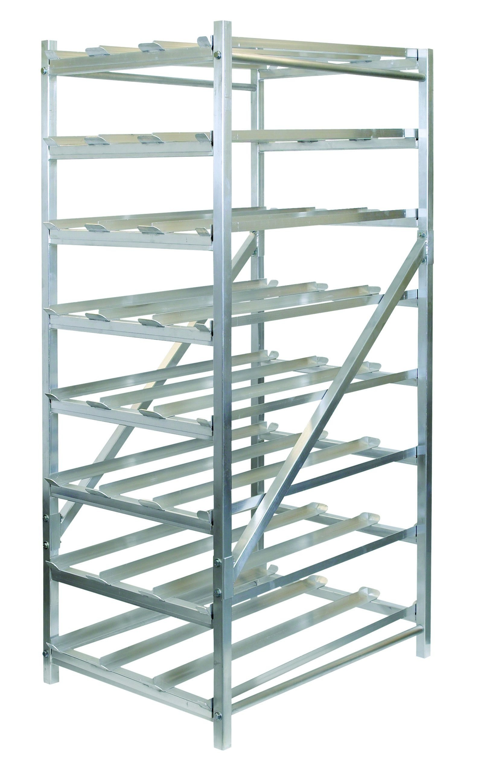 Aluminum Can Dispensing Rack,Full Size