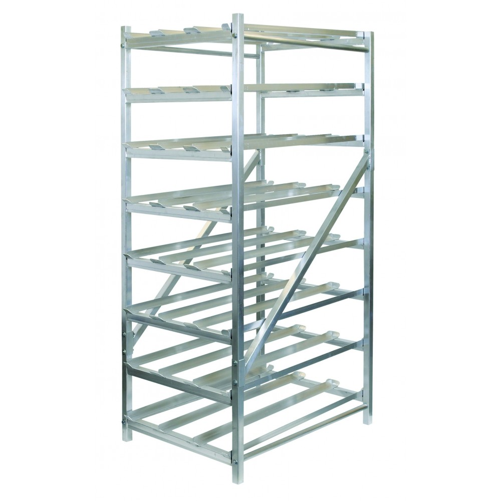 Winco acdr-1 Full Size Aluminum Can Dispensing Rack