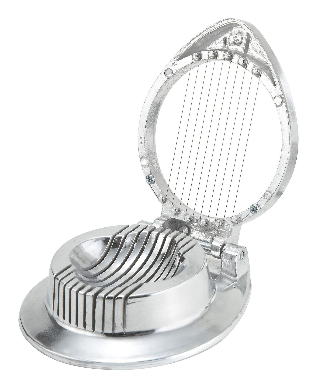 Winco AES-1 Round Aluminum Egg Slicer