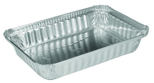 Aluminum Foil Pan- Oblong 36 Oz, 8.5
