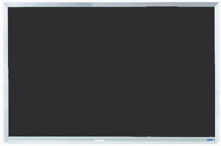 Aluminum Frame Composition Chalkboard (Choice of colors) - 24