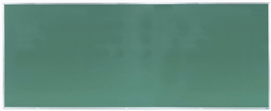 """Aarco Products DC48120 Aluminum Frame Composition Chalkboard, 48""""H x 120"""" W"""