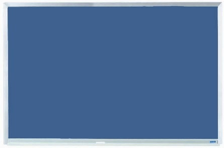 Aluminum Frame Porcelain Chalkboard (Choice of colors) - 24