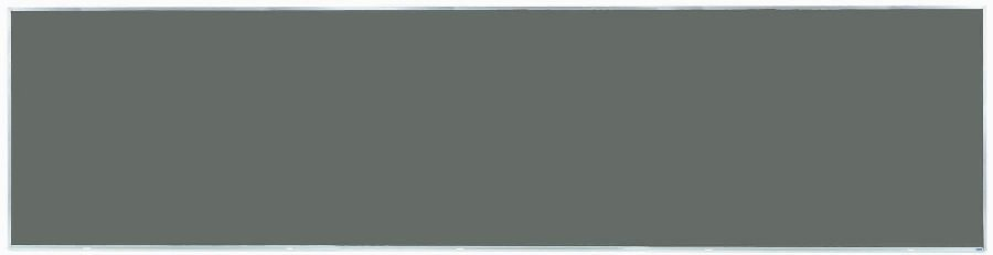 Aluminum Frame Porcelain Chalkboard (Choice of colors) - 48