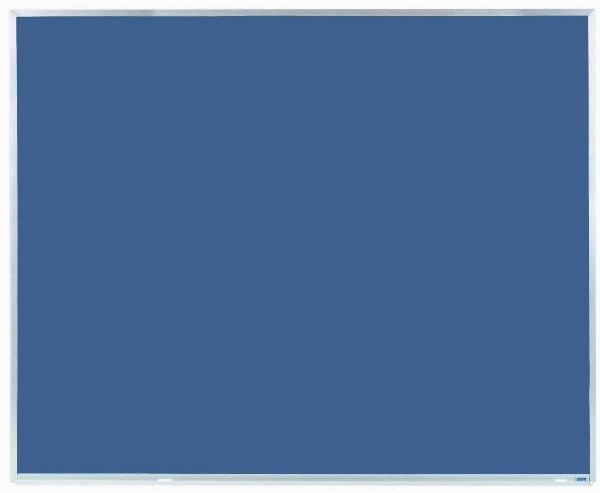 """Aarco Products DS4860 Aluminum Frame Porcelain Chalkboard (Choice of Colors), 48""""H x 60""""W"""