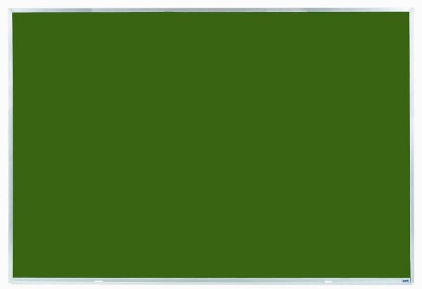 "Aarco Products DS4872 Aluminum Frame Porcelain Chalkboard (Choice of Colors), 48""H x 72""W"