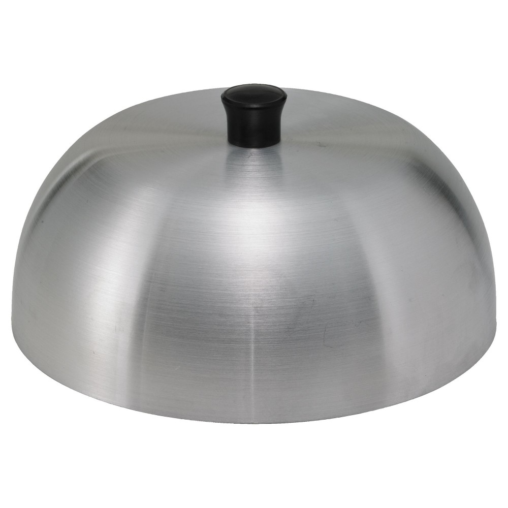 Aluminum Hamburger Cover, 6