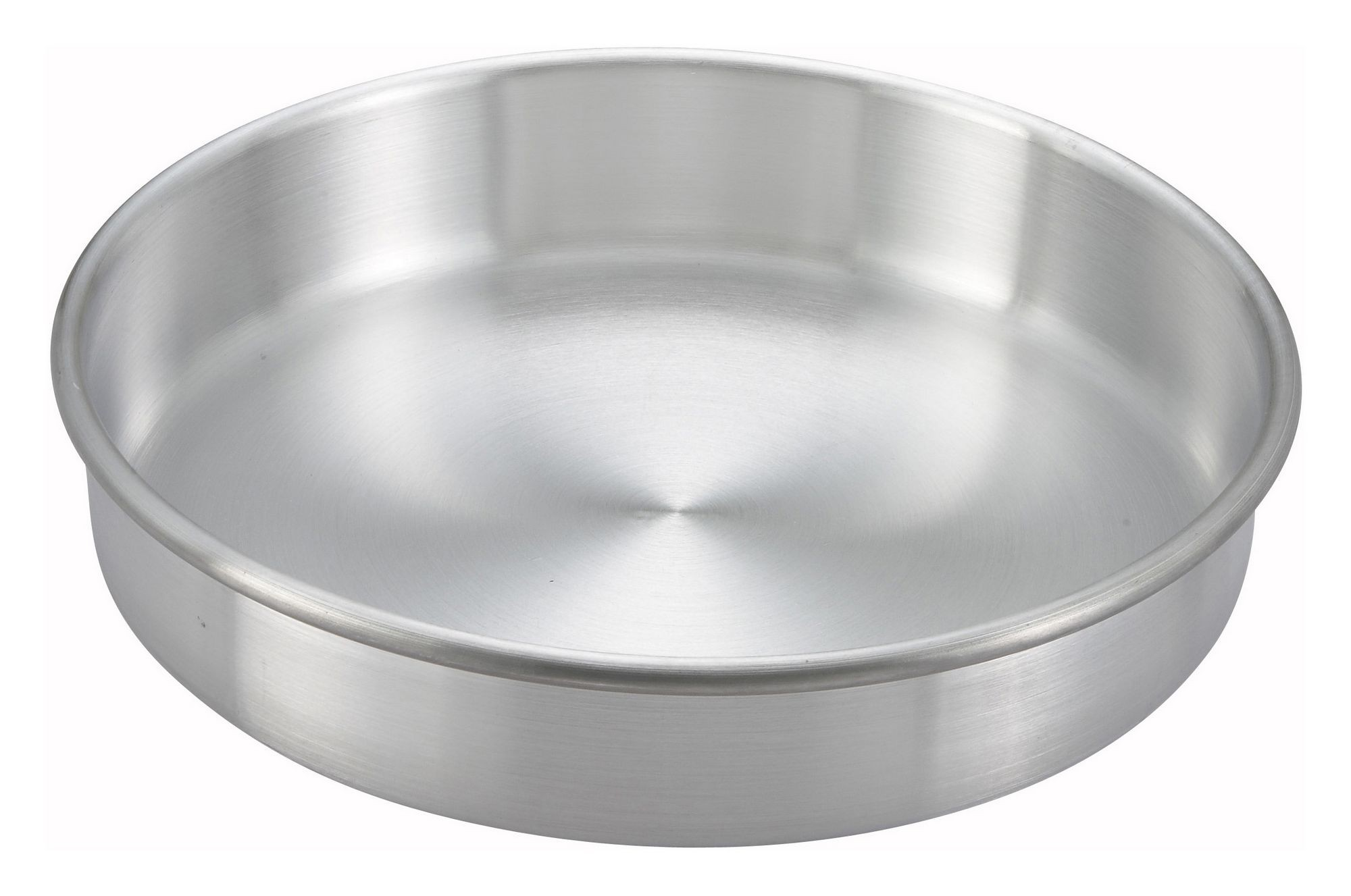 "Winco ACP-123 Aluminum Layer Cake Pan 12"" x 3"""
