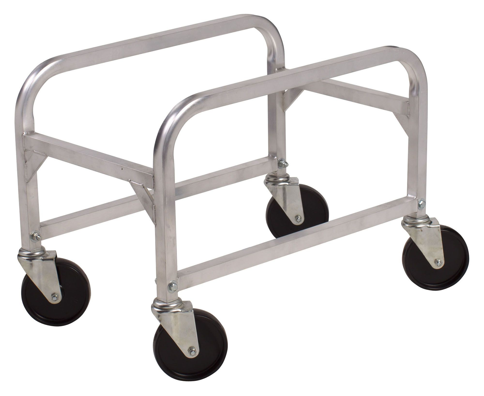 "Winco ALBC-1 Lug Box Cart, 19"" x 16-3/4"""