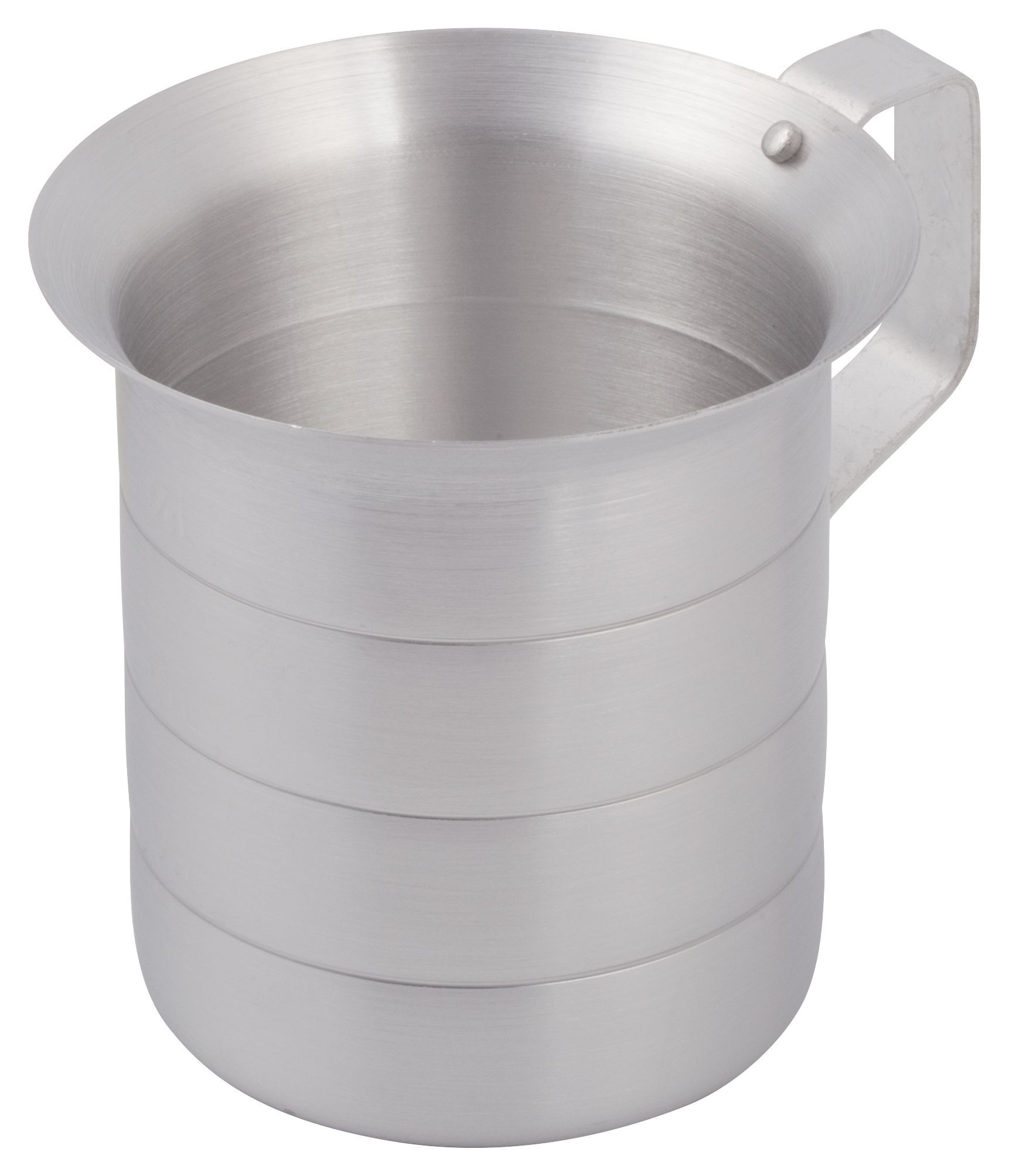 Winco AM-1 Aluminum Measuring Cup, 1 Qt.