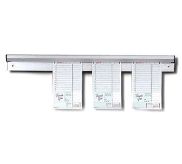 Aluminum Order Rack - 48
