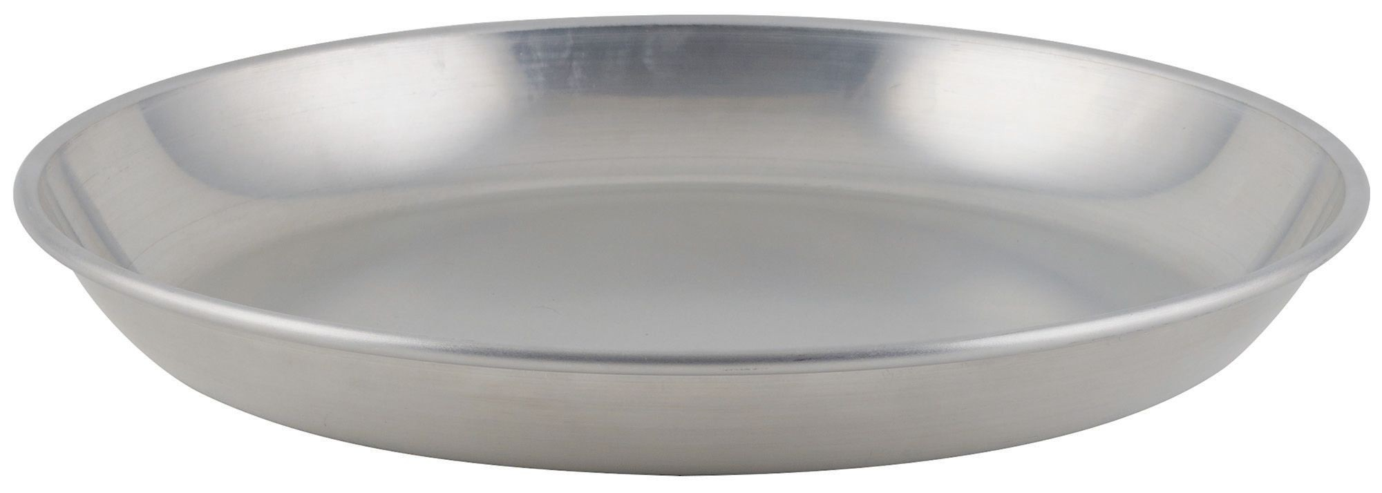 Winco ASFT-12 Aluminum Seafood Tray, 75 oz.