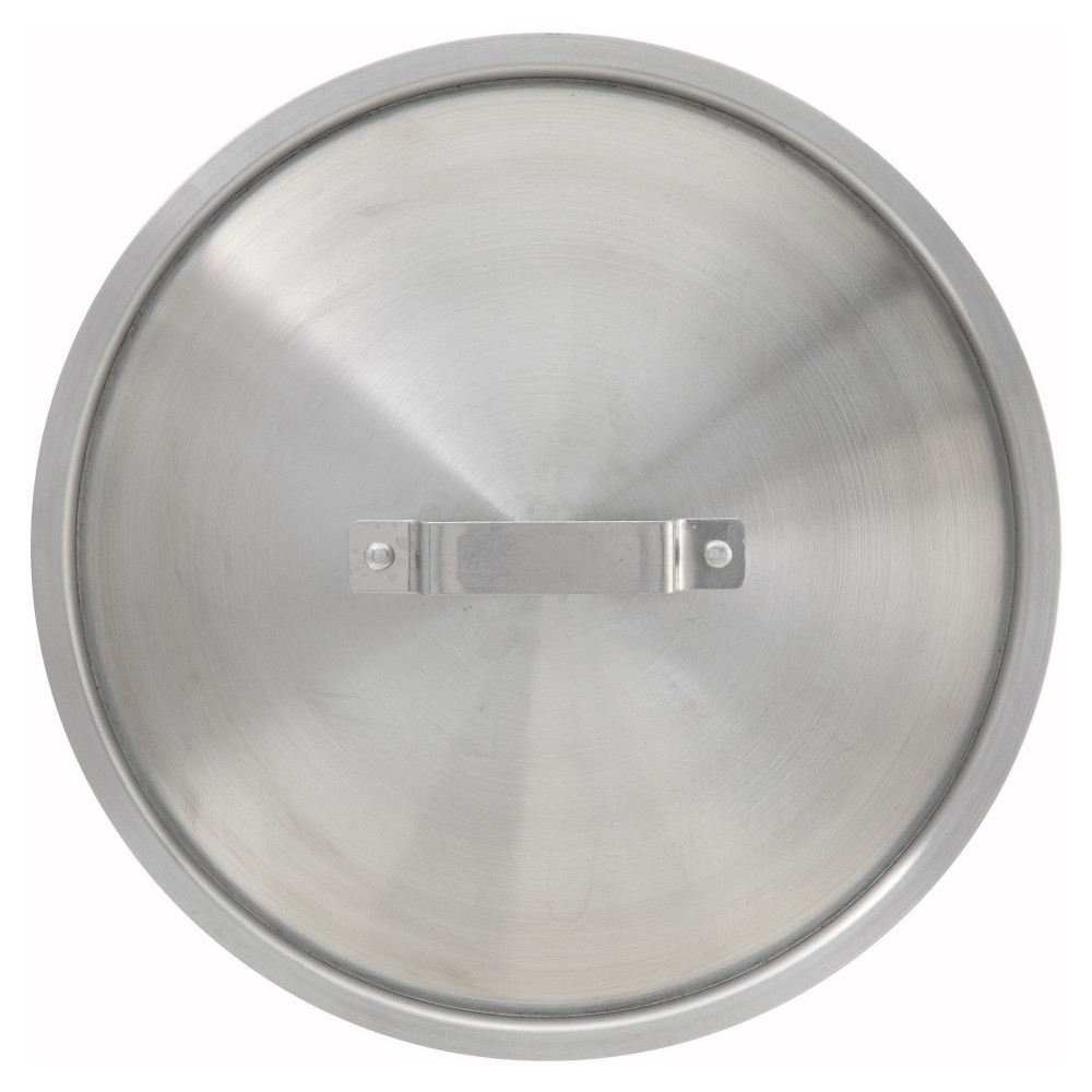 Aluminum Stock Pot Cover For 32-Qt Pots/20qt. Sauce Pots