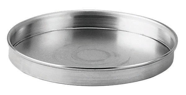 Aluminum Straight-Sided Round Pizza/Cake Pan - 14
