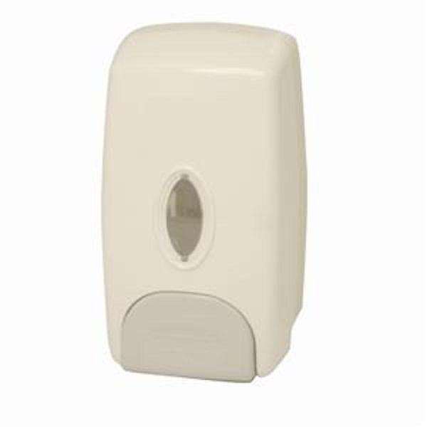 Thunder Group PLSD377 Anti-Leak Push-Button Soap Dispenser, 32 oz.