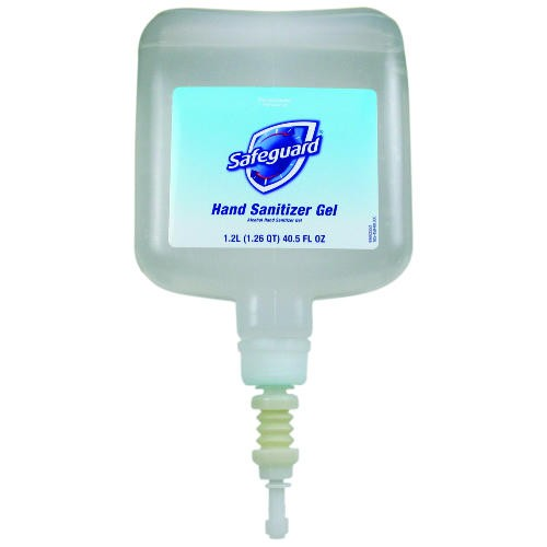 Antibacterial Hand Sanitizer Gel, 1200 ml Refill