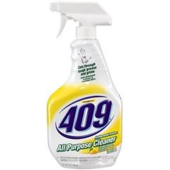Antibacterial Kitchen Spray, Lemon, 1 qt. Trigger Spray Bottle