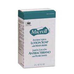Antibacterial Lotion Soap, Amber, NXT 2000 ml Refill