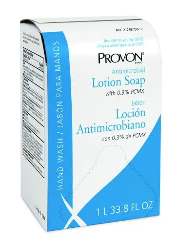 Antimicrobial Lotion Soap with .3% Chloroxylenol, 1000Ml