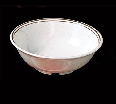 Arcadia Melamine 32 Oz. Soup Bowl - 7-1/2