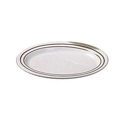 Arcadia Melamine Oval Platter - 16