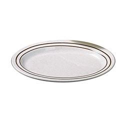Arcadia Melamine Oval Platter - 11-1/2